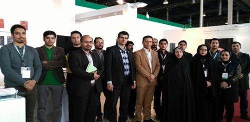 نمایشگاه هفته پژوهش مشهد