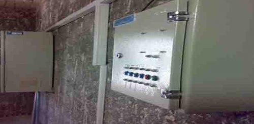 پروژه کنترل خودکار سطح مخازن آب منطقه خواجه ربیع مشهد