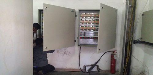 پروژه اسکادای پست های برق